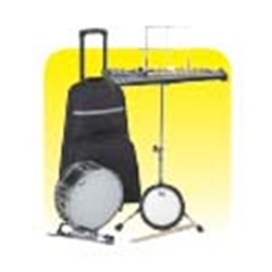 Music Man Rental Instrument MMIRNTPK_NN Rental Percussion Kit - Near New